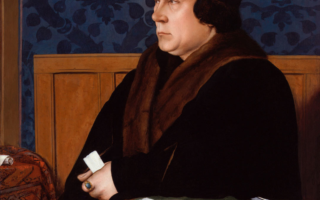 The Garrulous Jay – Thomas Cromwell (1485-1540)